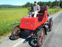 1903 Locomobile - Brad Austin - Click for more