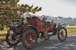 Steam Car Photos from 2008 [1909 Model R]