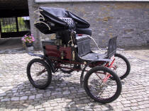 1899 Locomobile - Michel Beuvens - Belgium - click for more
